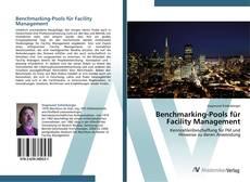 Buchcover von Benchmarking-Pools für Facility Management