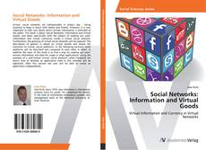 Bookcover of Social Networks: Information and Virtual Goods