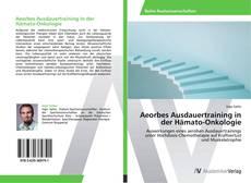 Buchcover von Aeorbes Ausdauertraining in der Hämato-Onkologie