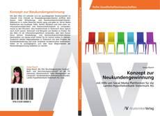 Buchcover von Konzept zur Neukundengewinnung