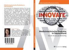 Buchcover von Medizintechnische Produkte in Deutschland