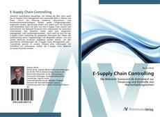 Buchcover von E-Supply Chain Controlling