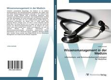 Bookcover of Wissensmanagement in der Medizin