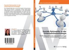 Copertina di Soziale Netzwerke in der Unternehmensstrategie