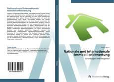 Borítókép a  Nationale und internationale Immobilienbewertung - hoz