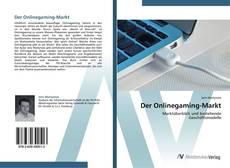 Обложка Der Onlinegaming-Markt