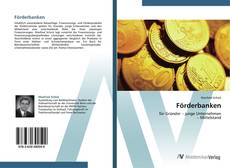 Buchcover von Förderbanken