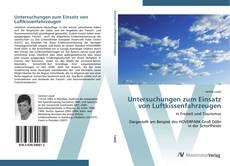 Обложка Untersuchungen zum Einsatz von Luftkissenfahrzeugen