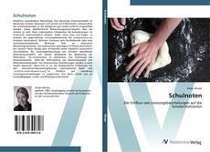 Buchcover von Schulnoten