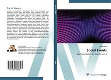 Bookcover of Social Events