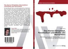 Обложка Das Horror-Filmplakat, Paramedium und Rhetor des Horrorfilms