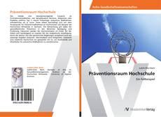 Portada del libro de Präventionsraum Hochschule