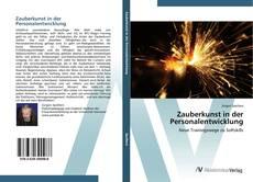 Buchcover von Zauberkunst in der Personalentwicklung