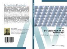 Portada del libro de Der Sozialstaat im 21. Jahrhundert