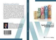 Copertina di Spekulation und Finanzkrisen