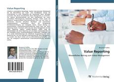 Copertina di Value Reporting