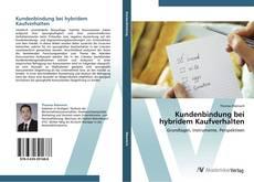 Buchcover von Kundenbindung bei hybridem Kaufverhalten