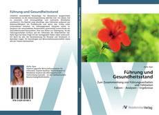 Buchcover von Führung und Gesundheitsstand