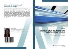 Bookcover of Werbung für deutsche und französische Märkte