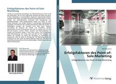 Bookcover of Erfolgsfaktoren des Point-of-Sale-Marketing