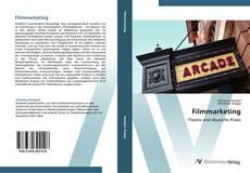Buchcover von Filmmarketing