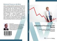 Copertina di Behavioral Finance an der Börse