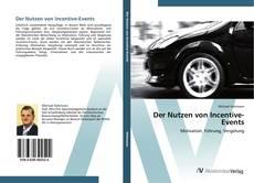 Capa do livro de Der Nutzen von Incentive-Events