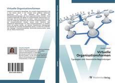 Bookcover of Virtuelle Organisationsformen