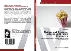 Capa do livro de Chancen und Risiken der Digitalisierung für die Kinobranche
