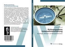 Risikoorientierte Unternehmensführung kitap kapağı