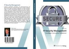 IT-Security Management kitap kapağı