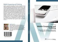 Buchcover von Mobile Couponing und Ticketing