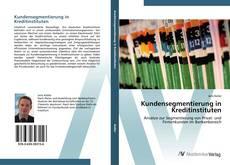 Bookcover of Kundensegmentierung in Kreditinstituten