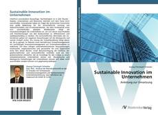 Sustainable Innovation im Unternehmen的封面