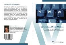 Buchcover von Sprache und Neue Medien