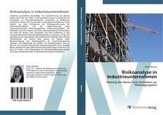 Обложка Risikoanalyse in Industrieunternehmen