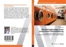 Copertina di Marketingkonzept einer innovativen Dienstleistung