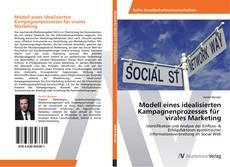 Buchcover von Modell eines idealisierten Kampagnenprozesses für virales Marketing