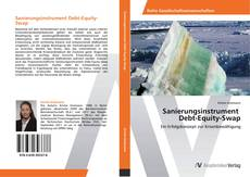 Sanierungsinstrument   Debt-Equity-Swap kitap kapağı