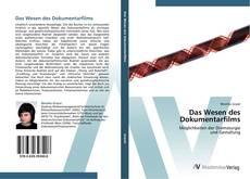 Bookcover of Das Wesen des Dokumentarfilms