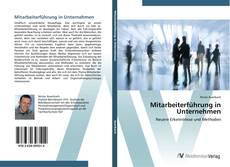 Mitarbeiterführung in Unternehmen kitap kapağı