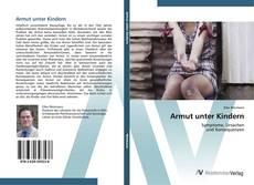 Buchcover von Armut unter Kindern