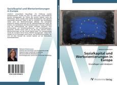 Bookcover of Sozialkapital und Wertorientierungen in Europa