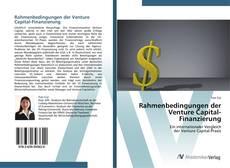 Bookcover of Rahmenbedingungen der Venture Capital-Finanzierung