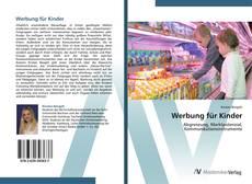 Buchcover von Werbung für Kinder