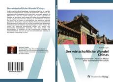 Bookcover of Der wirtschaftliche Wandel Chinas