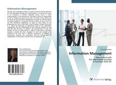 Portada del libro de Information Management