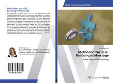 Couverture de Methoden zur SH2-Bindungsvorhersage