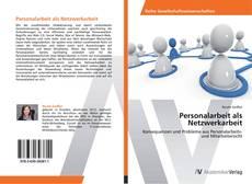 Buchcover von Personalarbeit als Netzwerkarbeit