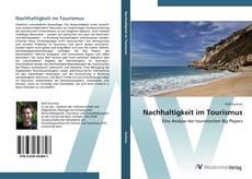 Buchcover von Nachhaltigkeit im Tourismus